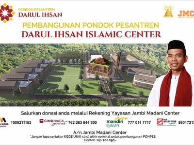 Pondok Pesantren Darul Ihsan Islamic Center